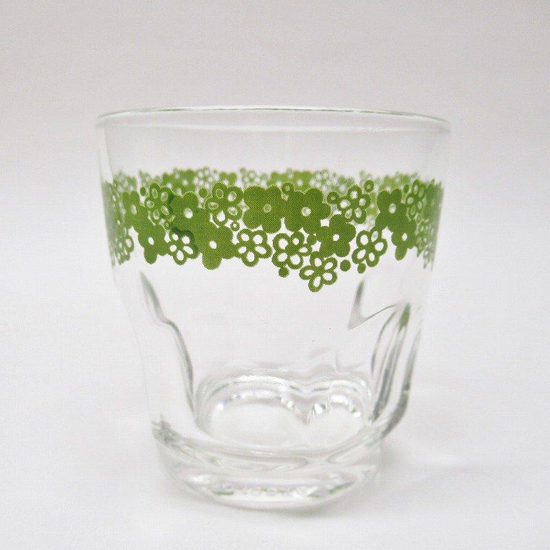 クレイジーデイジー フランス製 アコパル ジュースグラス【画像2】