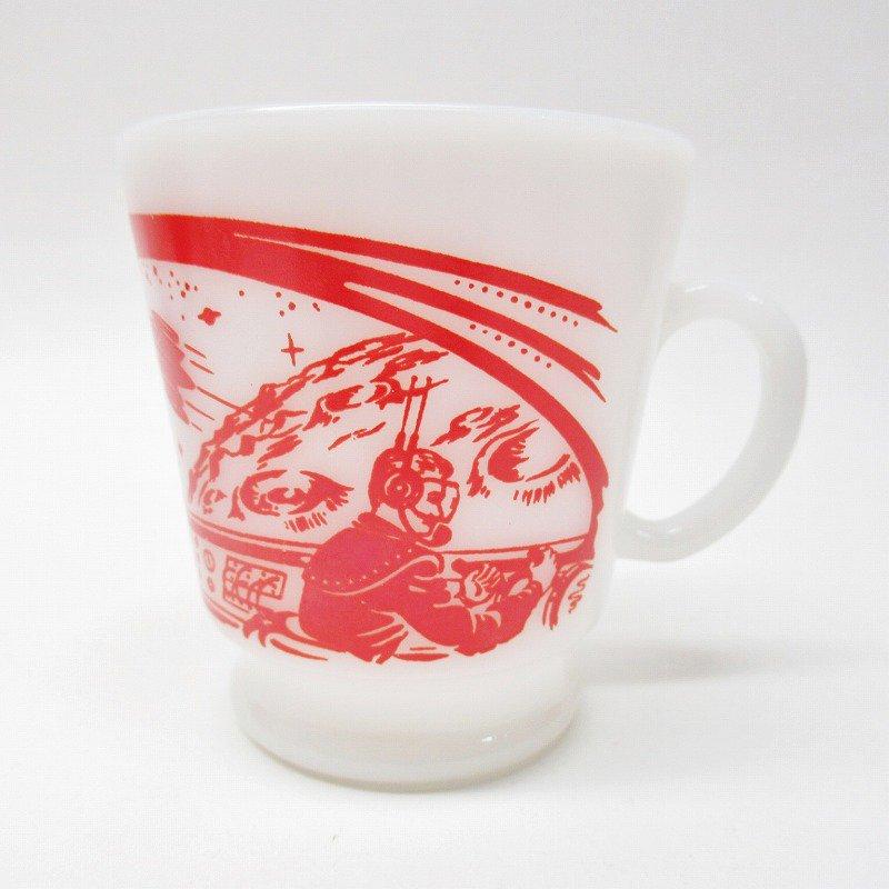 ヘーゼルアトラス スペースマン チャイルドマグ 赤 C