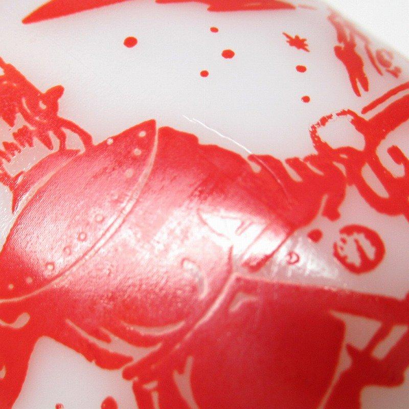 ヘーゼルアトラス スペースマン チャイルドマグ 赤 C【画像8】