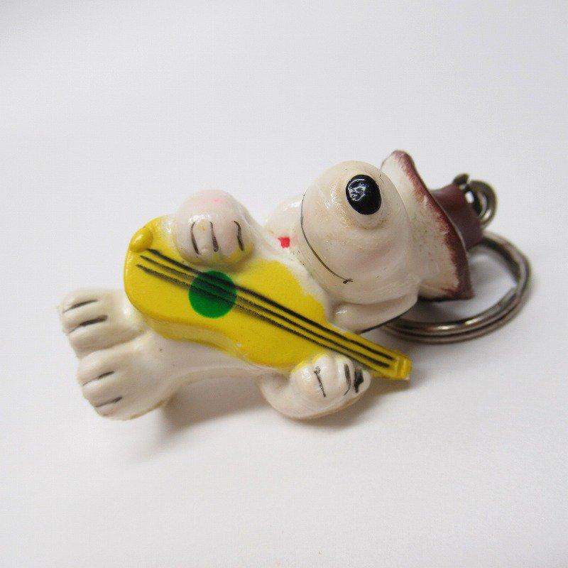 スヌーピースパイク風 キーホルダー PVC製【画像7】