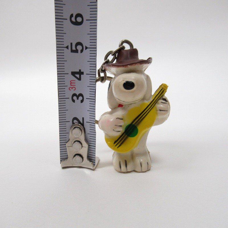 スヌーピースパイク風 キーホルダー PVC製【画像8】