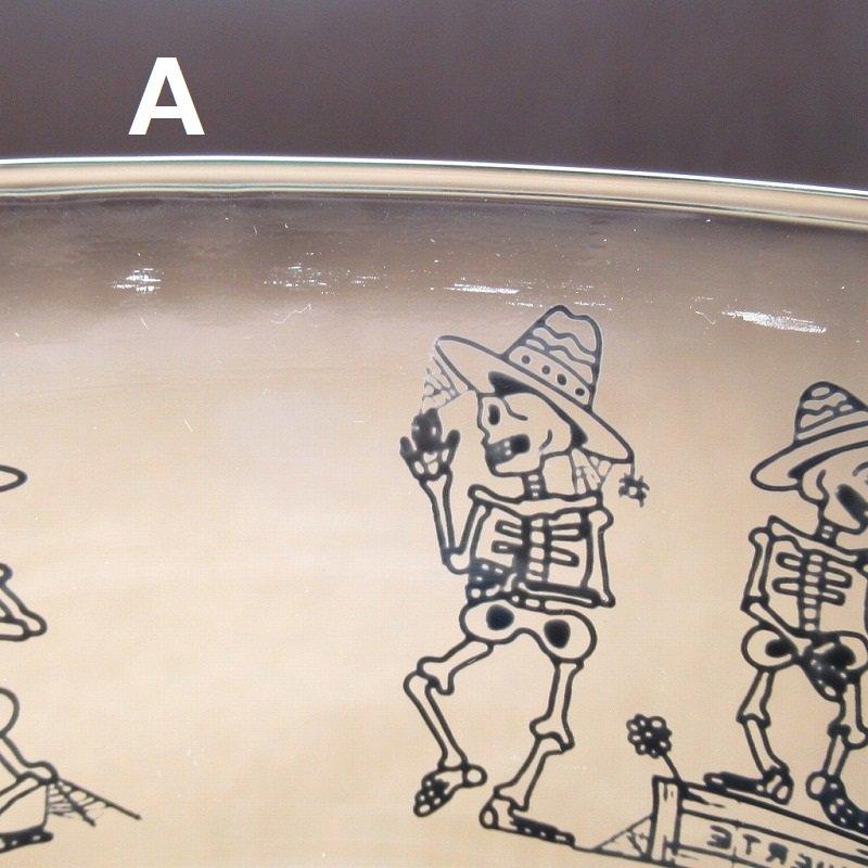 パイレックス 4カップ 並行輸入品 ハロウィンスケルトン【画像17】