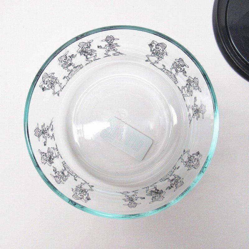 パイレックス 4カップ 並行輸入品 ハロウィンスケルトン【画像6】