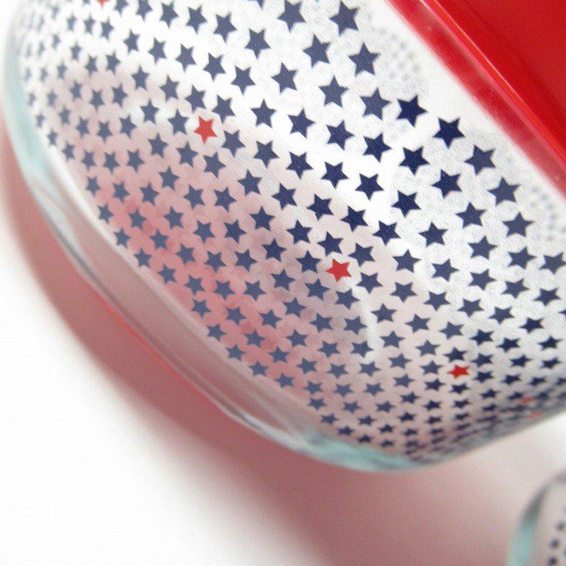 パイレックス 4カップ 並行輸入品 ラウンドアメリカンスター【画像2】