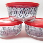 現行品・ガラス商品  パイレックス 4カップ 並行輸入品 ラウンドアメリカンスター