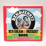 ブックス  レシピブック 1987年 ベン&ジェリー アイスクリームレシピ