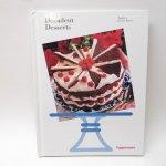 タッパウェア  レシピブック 1994年 タッパーウェア デカダントデザート