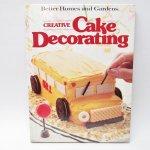 ブックス  レシピブック 1983年 Better Homes & Gardens ケーキデコレーティング