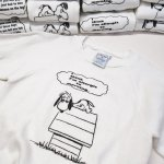 ファッション  スヌーピー USA製 1980年代 キッズ用スエット モーニングアレルギー B<6〜8歳用>