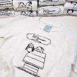 ファッション  スヌーピー USA製 1980年代 キッズ用スエット モーニングアレルギー E<6〜8歳用>