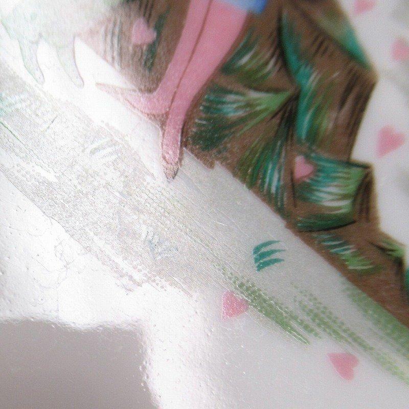 ローゼンタール ドイツ製 レイモンペイネの恋人たち ハートの雨プレート【画像6】
