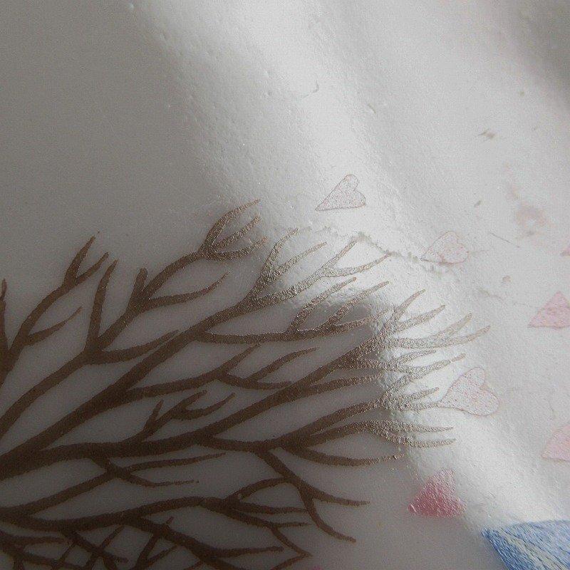 ローゼンタール ドイツ製 レイモンペイネの恋人たち ハートの雨プレート【画像8】