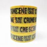 その他  パッキングテープ ハロウィン クライムシーン 犯行現場立入禁止 未使用