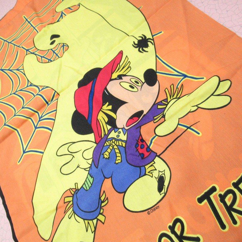 ミッキーマウス & グーフィー ハロウィン ピローケース【画像3】