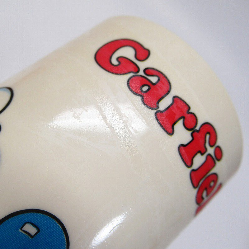 ガーフィールド USA製 プラスチック タンブラー M【画像12】