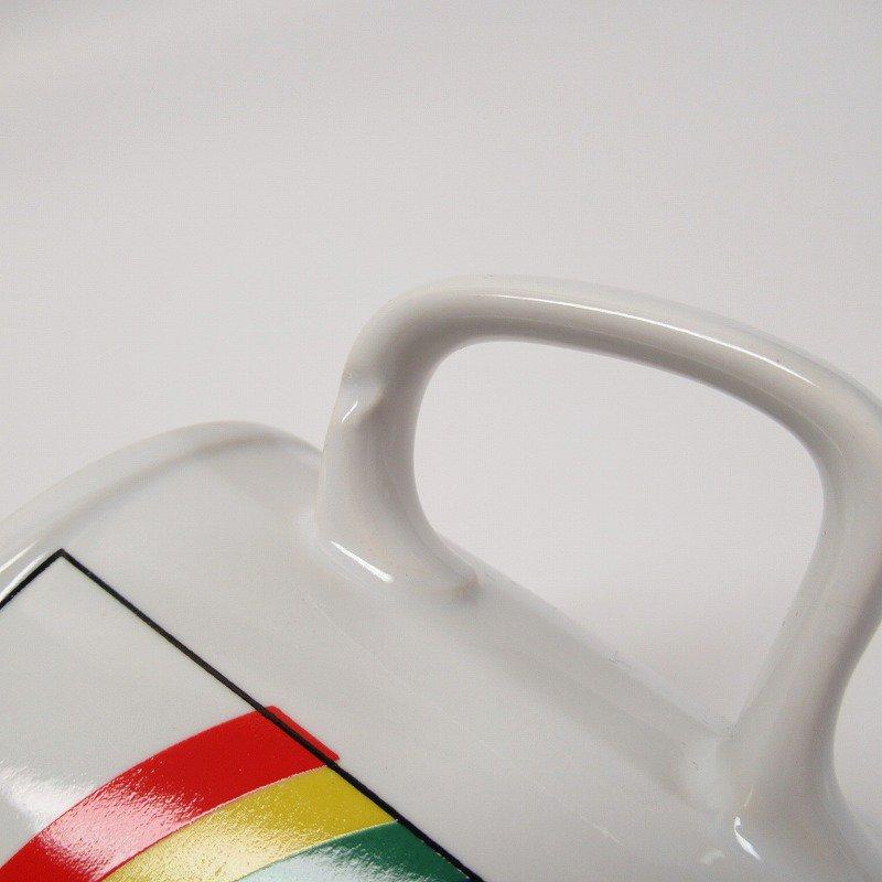ガーフィールド 米国輸出用日本製 80年代 陶器製マグ オリジナルラベル付【画像5】