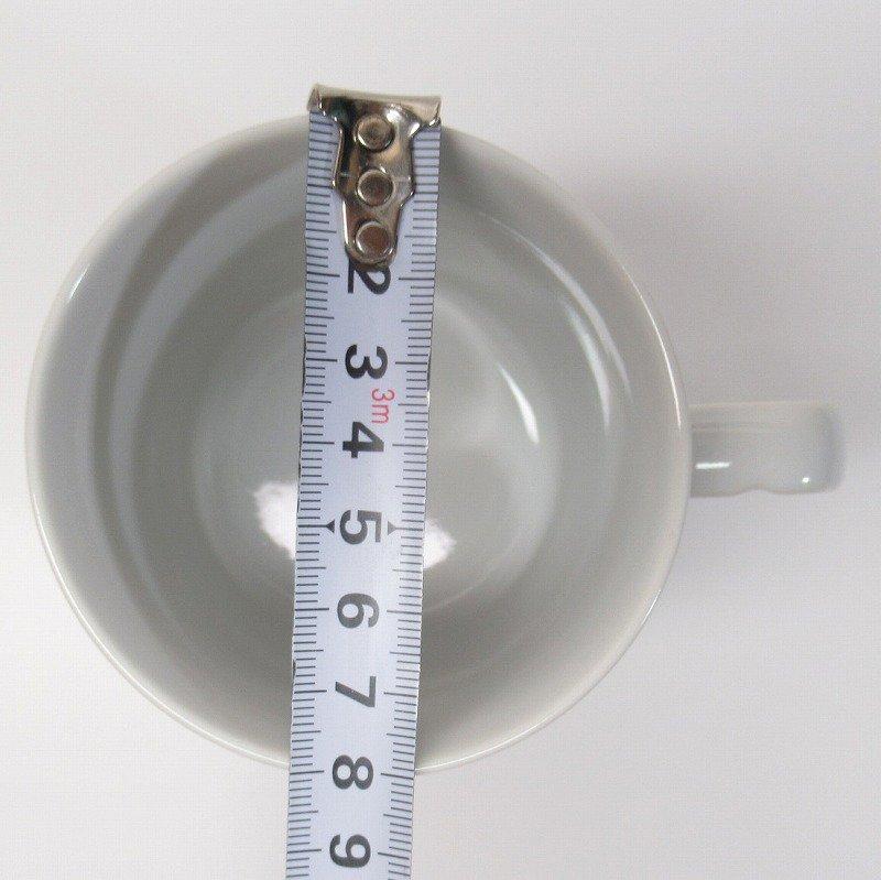 ガーフィールド 米国輸出用日本製 80年代 陶器製マグ オリジナルラベル付【画像10】