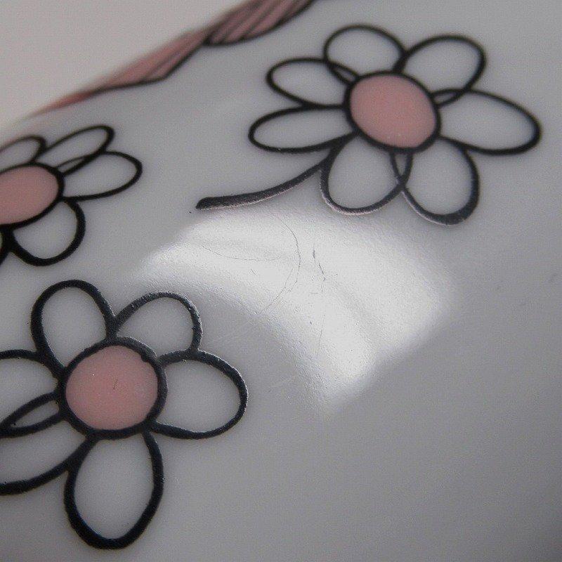 昭和レトロ 米国輸出用日本製 I LOVE YOU 陶器製 スリムマグ【画像11】