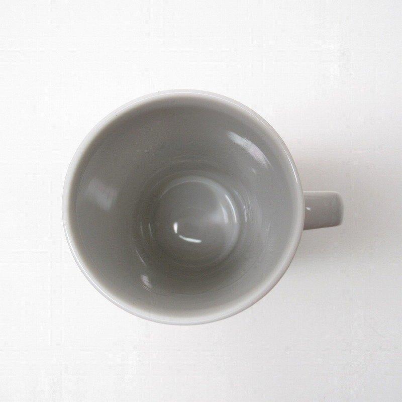 昭和レトロ 米国輸出用日本製 I LOVE YOU 陶器製 スリムマグ【画像5】