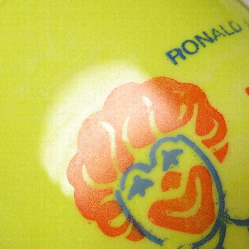 マクドナルド 1970年代 キャラクター プラスチック製タンブラー 黄色【画像11】