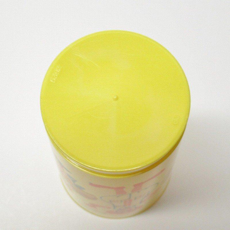 マクドナルド 1970年代 キャラクター プラスチック製タンブラー 黄色【画像12】