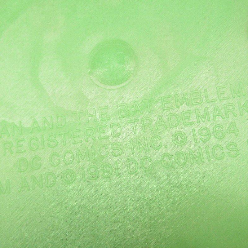 マクドナルド 1992年 バットマンリターンズ プラスチック製カップ 蓋付【画像19】