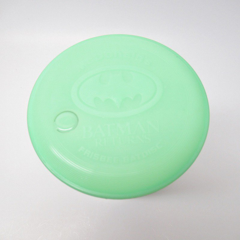 マクドナルド 1992年 バットマンリターンズ プラスチック製カップ 蓋付【画像7】