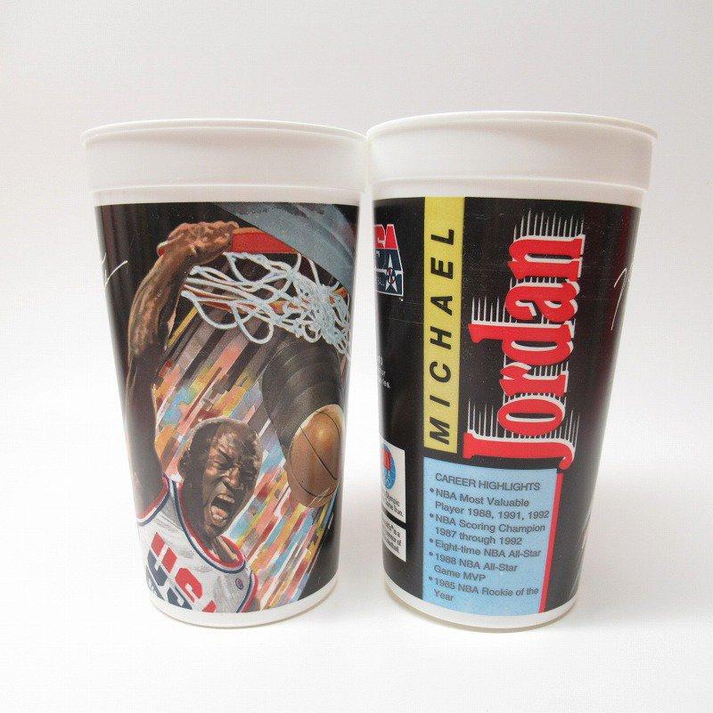 マクドナルド 1992年 オリンピック バスケットドリームチーム マイケルジョーダン カップ