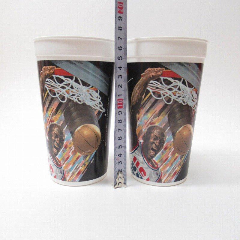 マクドナルド 1992年 オリンピック バスケットドリームチーム マイケルジョーダン カップ【画像21】