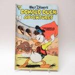 ディズニー  ドナルドダックと仲間たち Donald Dangerous Disguise コミックブック