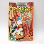 ディズニー  ドナルドダックと仲間たち Donald Curse of the lost empress コミックブック