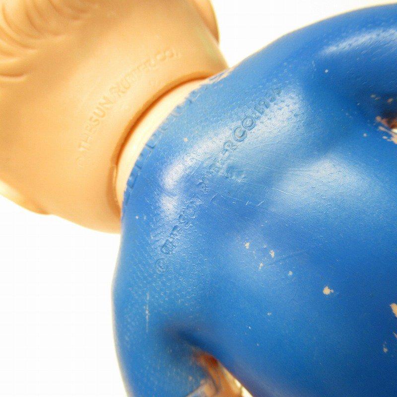 サンラバーカンパニー ラバードール 青いお洋服と靴【画像15】