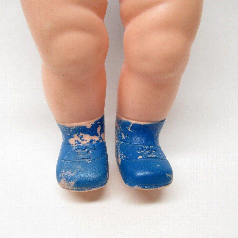 サンラバーカンパニー ラバードール 青いお洋服と靴【画像7】