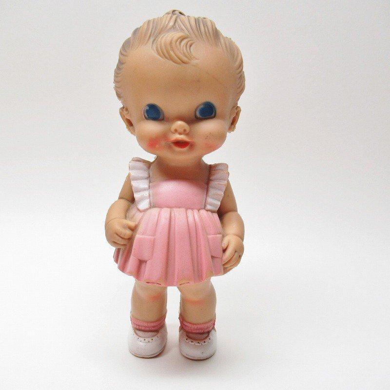 サンラバーカンパニー ラバードール ピンクのお洋服