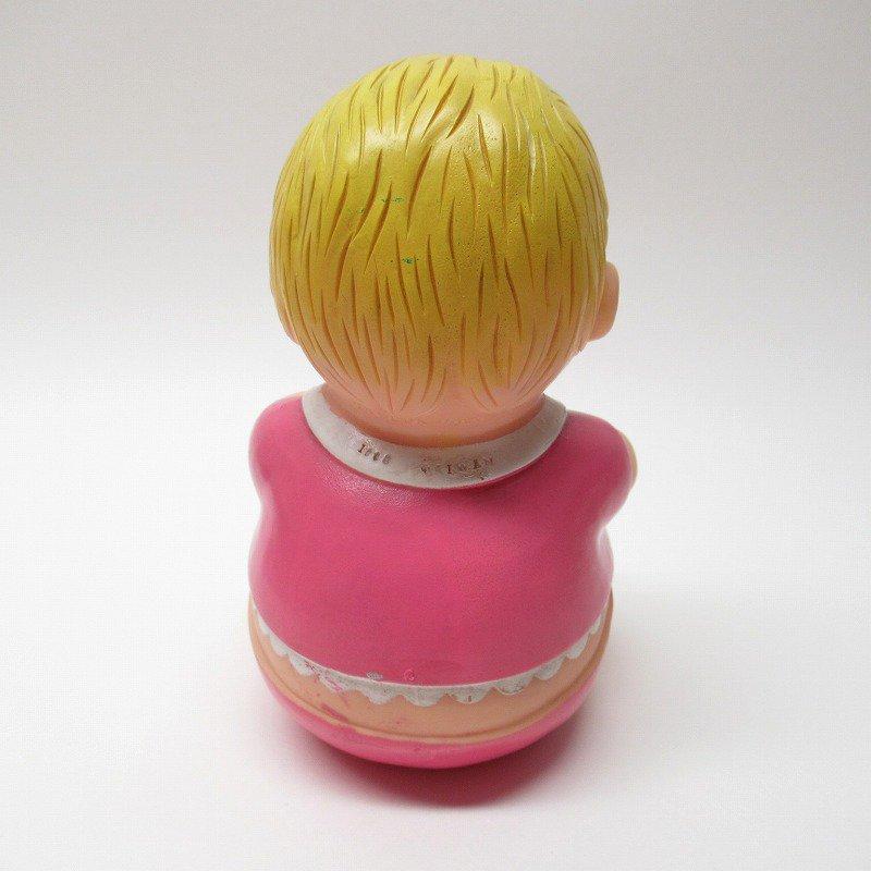 ラバードール 1968年 UNEEDA社 プラムピーズ ベビー ピンク【画像5】