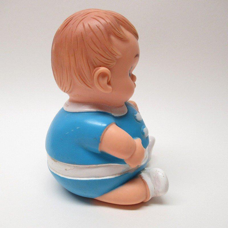ラバードール 1968年 UNEEDA社 プラムピーズ ベビー 水色【画像5】