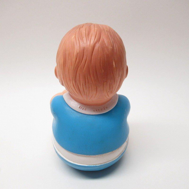 ラバードール 1968年 UNEEDA社 プラムピーズ ベビー 水色【画像6】