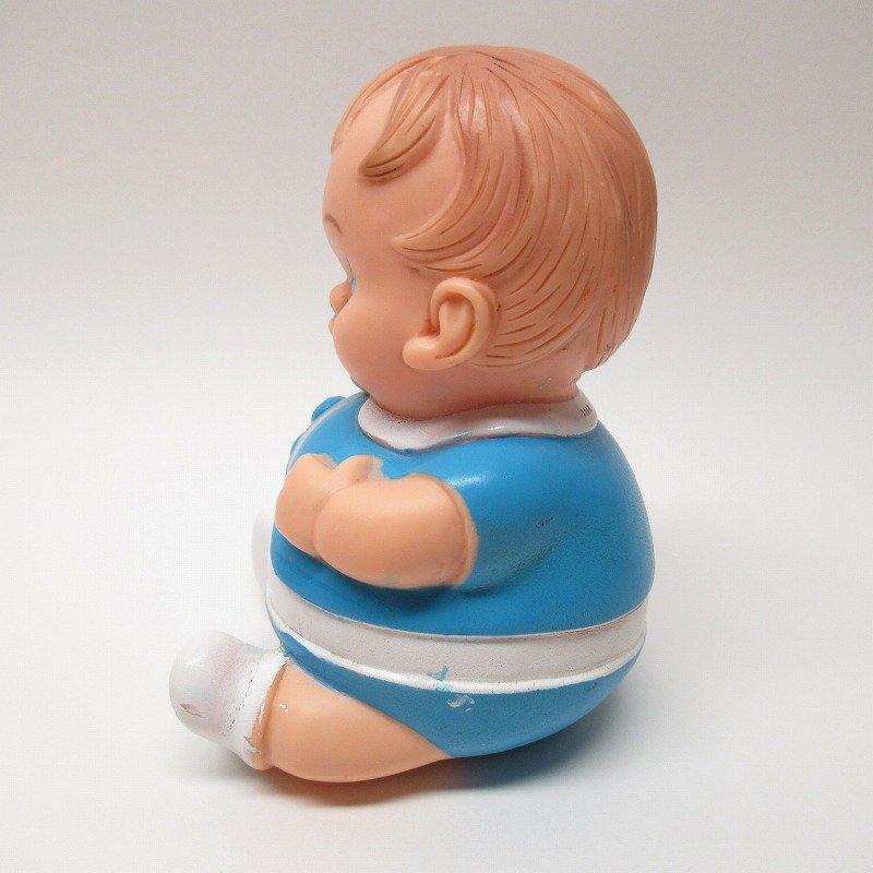 ラバードール 1968年 UNEEDA社 プラムピーズ ベビー 水色【画像8】