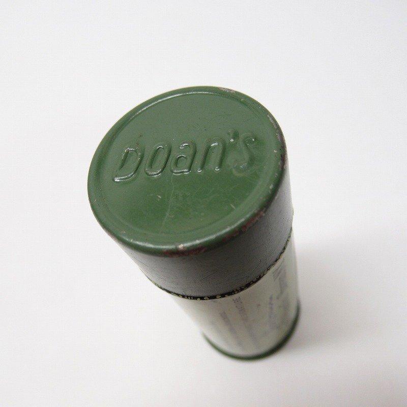 ヴィンテージ Doan's Pills 筒型ティン缶【画像6】
