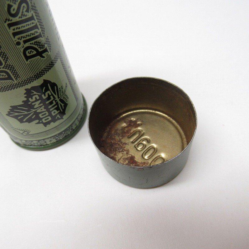 ヴィンテージ Doan's Pills 筒型ティン缶【画像9】