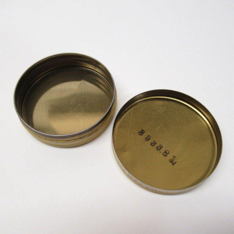 ヴィンテージ Unguentine 軟膏用ティン缶【画像11】