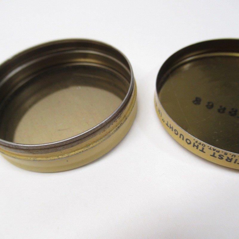 ヴィンテージ Unguentine 軟膏用ティン缶【画像10】