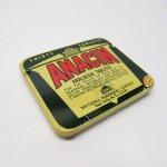 パッケージ&パッケージに味のある雑貨&チーズボックスなど  ヴィンテージ アナシン ティン缶 レギュラーサイズ