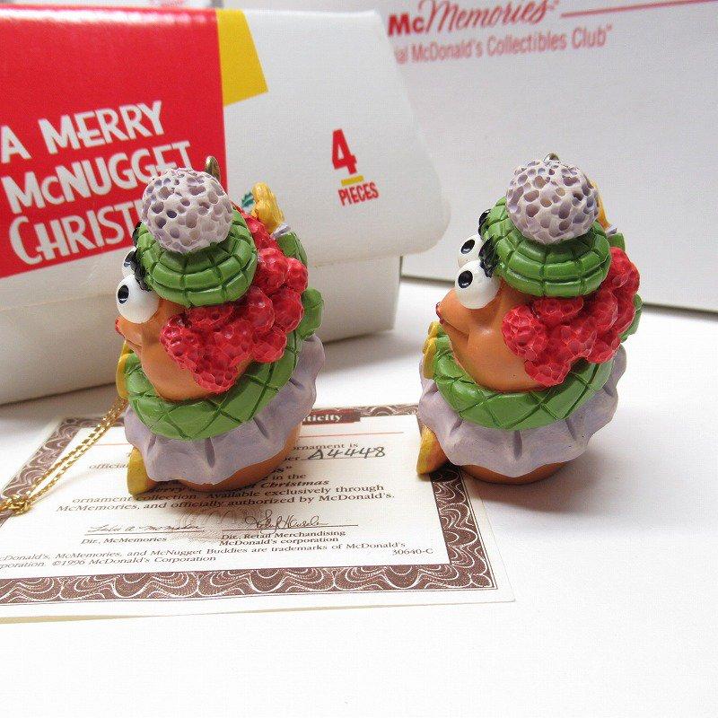 マクドナルド 1996年 クリスマス マックナゲット オーナメント Ice Princess【画像3】