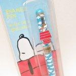 鉛筆・ペン  スヌーピー フライングエース インク詰め替え可 ボールペン デッドストック