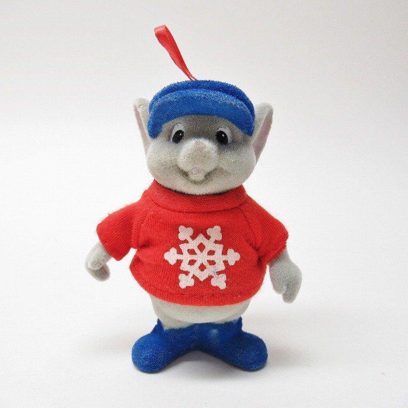 マクドナルドミールトイ クリスマス用オーナメント ビアンカの大冒険 バーナード