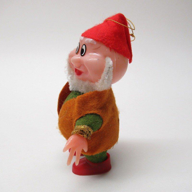 白雪姫の小人 HAPPY 1970年代 クリスマスオーナメント【画像2】