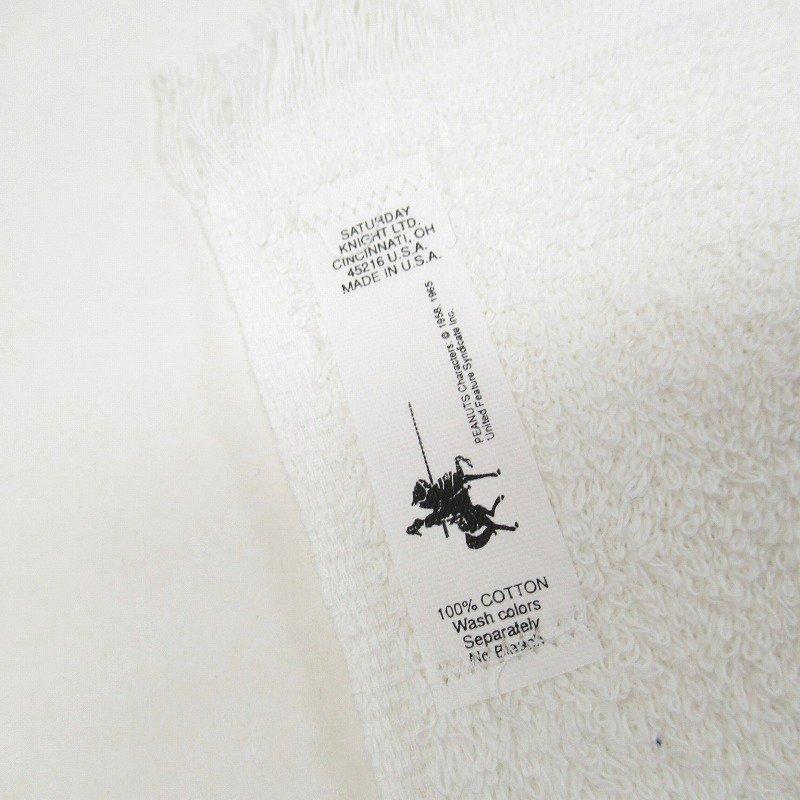 スヌーピー クリスマス TIPタオル 米国製デッドストック【画像7】