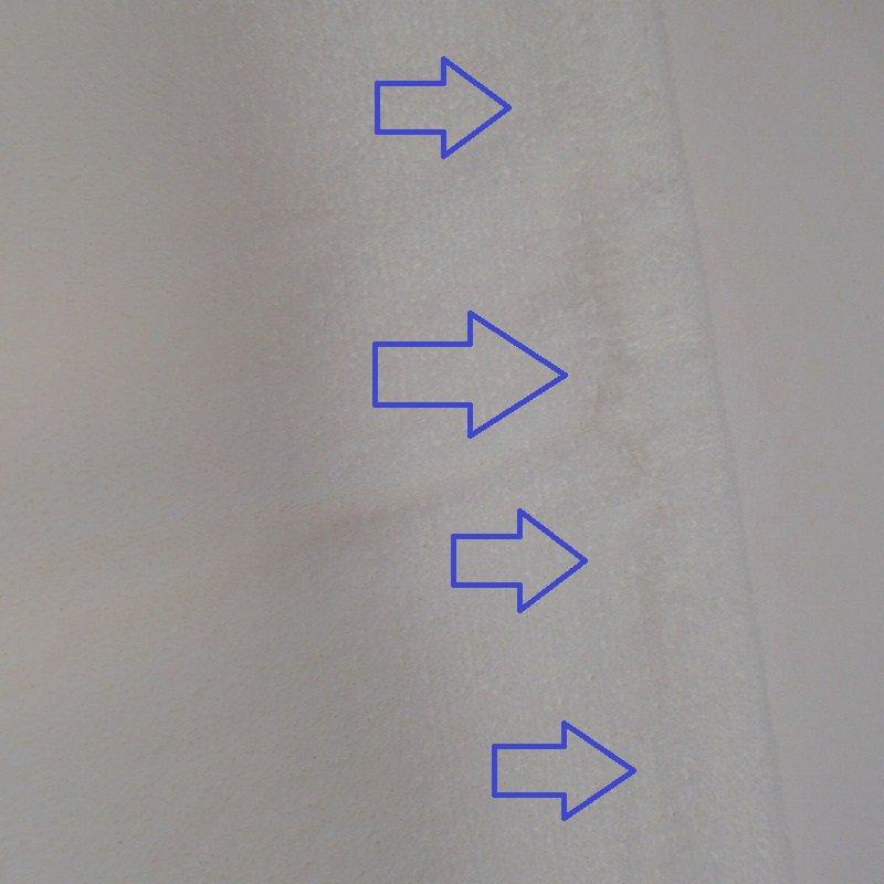 スヌーピー クリスマス バスタオル 米国製デッドストック【画像5】