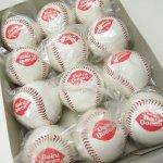 アドバタイジング・組織系  デイリークイーン アドバタイジング 野球ボール デッドストック